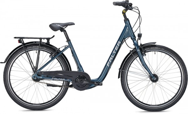 "Falter City / Urbanbike C 3.0 Comfort 28 ""glossy blue"