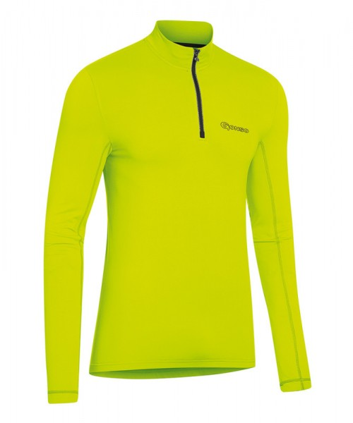 Gonso Christian Men´s commuter top safety yellow #varinfo
