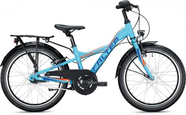 "Falter FX 207 ND Y-Lite 28 20"" light blue-orange Aluminum"