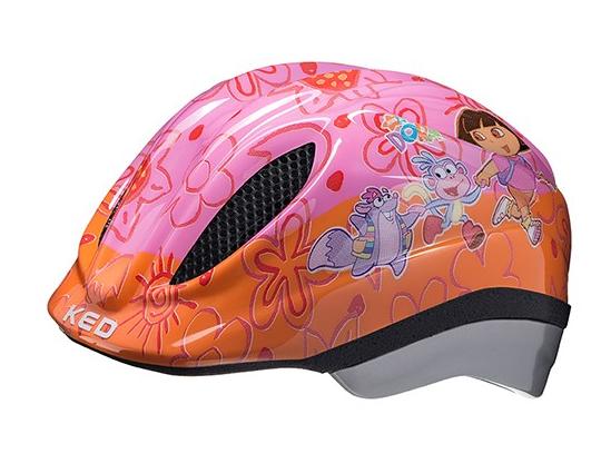 KED Meggy II Originals Kids Helmet Dora