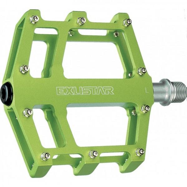 Exustar E-PB-525 MTB / BMX Pedal green
