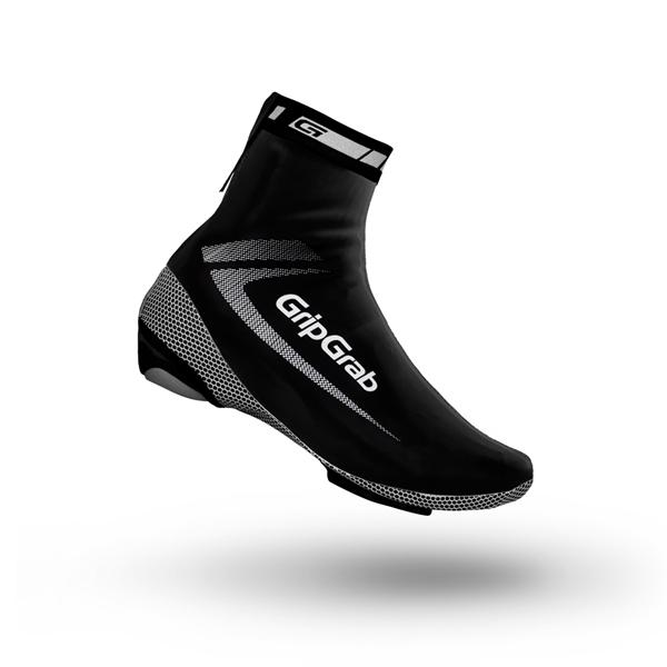 GripGrab Race Aqua Shoe Cover black
