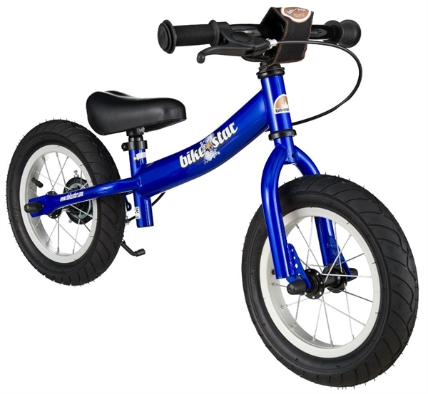 Bikestar Sicherheits-Kinderlaufrad Sport 12 Zoll abenteuerlich blau