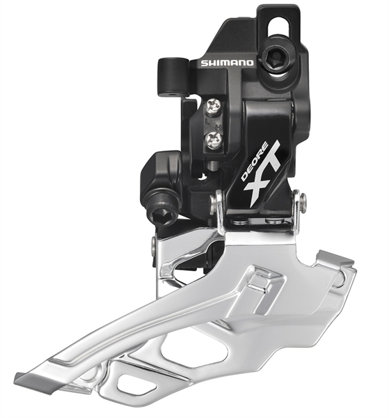 Shimano XT Front Derailleur FD-M786-D 2-speed Direct Mount - Top Pull