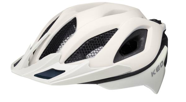 KED Spiri II MTB Helm ash light matt