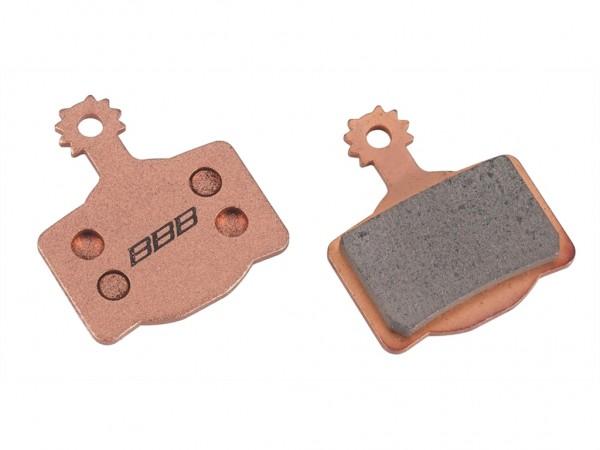 BBB brake pads DiscStop comp.Magura 2011 MT2-MT4-MT6-MT8 BBS-36S sintered coper