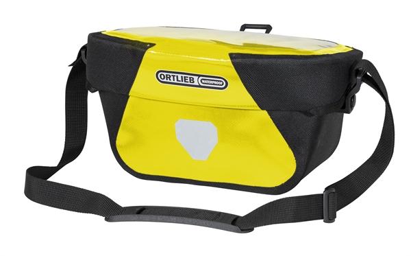 Ortlieb Ultimate Six Classic yellow/black 5L