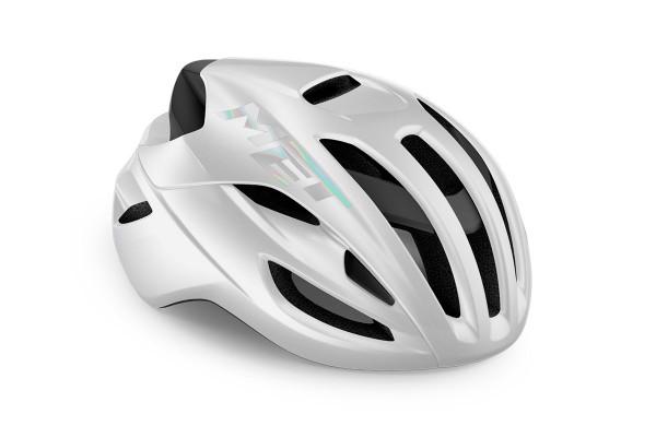 Met Rivale Helm white/glossy