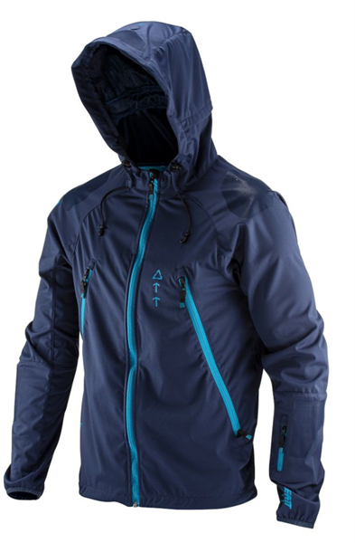 Leatt DBX 4.0 All Mountain Jacket ink