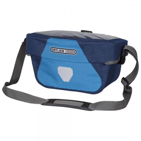 Ortlieb Ultimate Six Plus denim-steel blue 5L