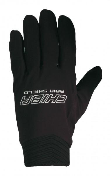 Chiba Rain Shield Handschuhe schwarz %