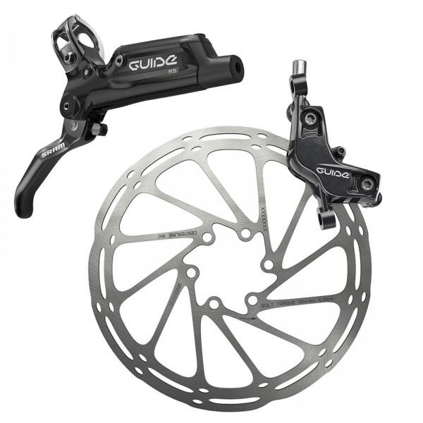 SRAM Guide RS Disc Brake - black