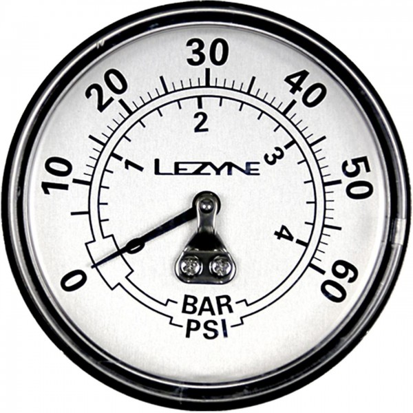 Lezyne Manometer (60psi) 2,5""