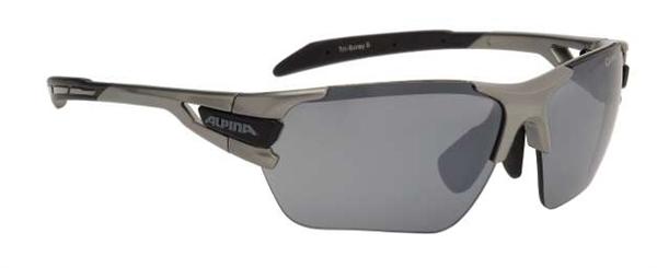Alpina Tri-Scray S Glasses tin-black