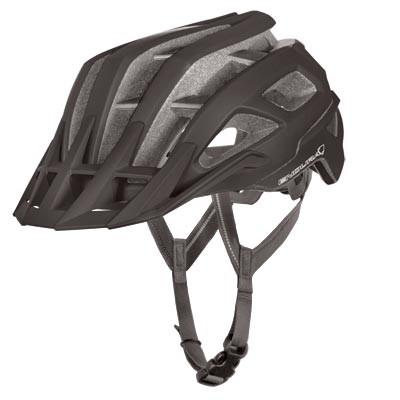 Endura Singletrack Helm schwarz %