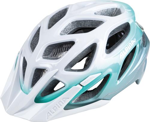 Alpina Mythos 3.0 Helm white-smaragd