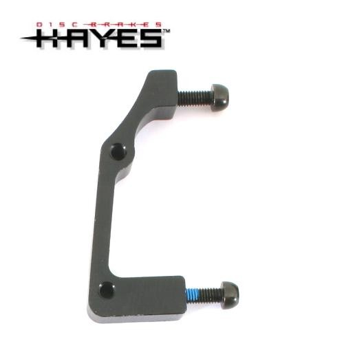 Hayes Disc Adapter IS to PM 203 front QR20