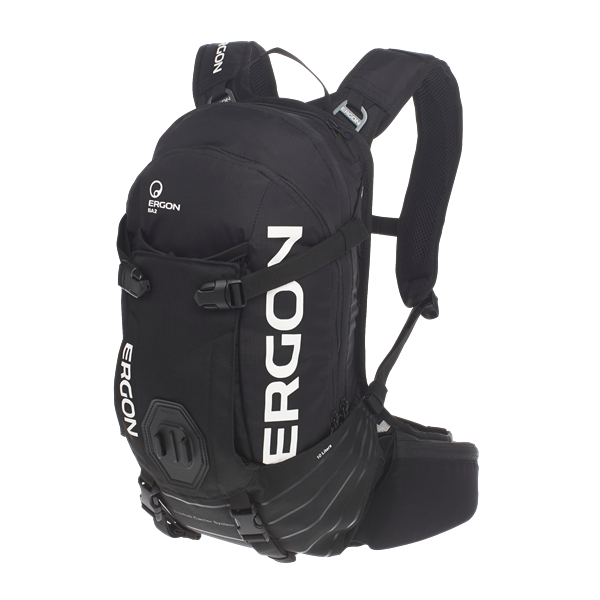 Ergon BA2 Bike Backpack Black