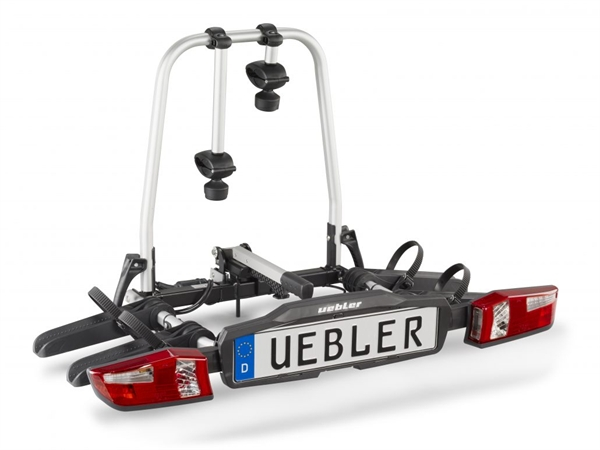 Uebler F22 Tow Bar Carrier for 2 Bikes
