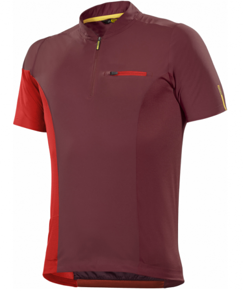 Mavic XA Pro Jersey tibetan red/fiery red