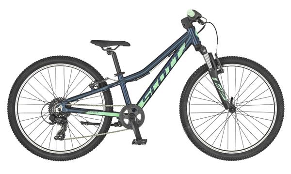 Scott Bike Contessa 24 2019 children's bike blue/turquoise