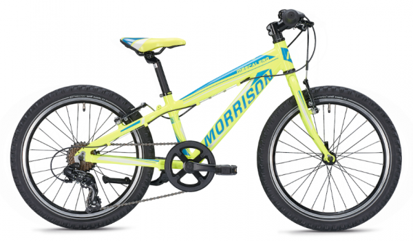 Morrison Mescalero X20 20 inch Diamant yellow/blue Kids Bike
