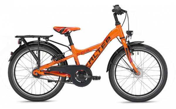 Falter FX 207 ND 20 Zoll Y-Lite orange/black Kids bike