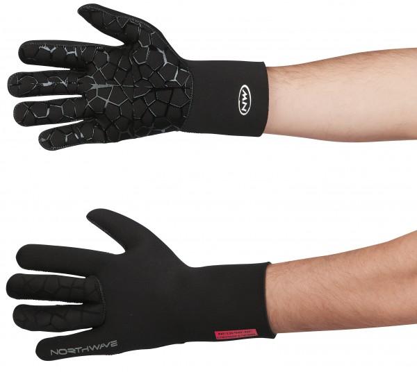 Northwave Neoprene Long Gloves black