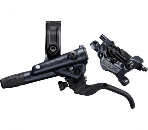 Shimano Deore SLX Scheibenbremse BR-M7120 HR mit Kühlrippen schwarz