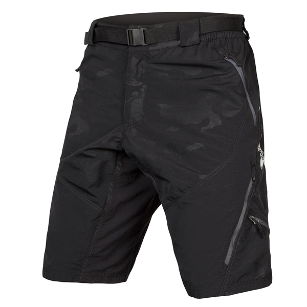Endura Hummvee Short II black camo