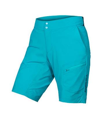 Endura WMS Hummvee Lite Shorts mit Innenhose pazifik blau