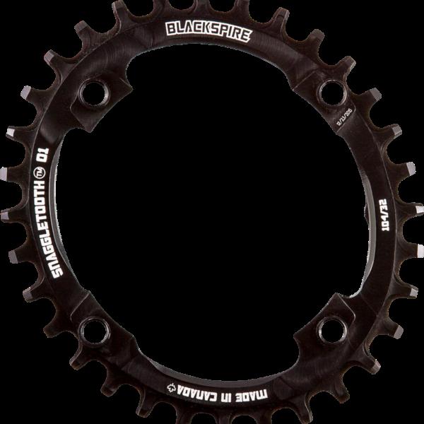 Blackspire Snaggletooth Oval 104mm Lochkreis