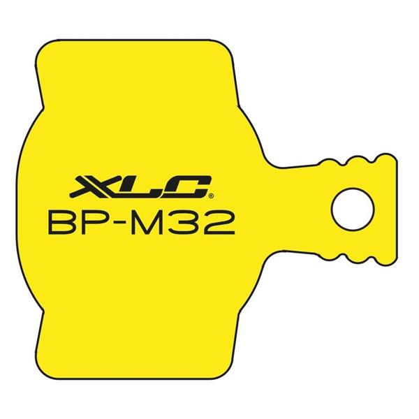 XLC Brake Pads BP-M32 for Magura MT2, 4, 6, 8