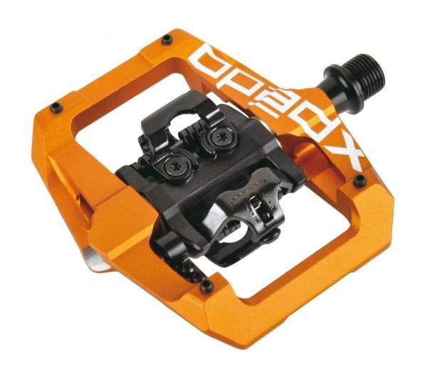 Xpedo GFX System-Pedal orange
