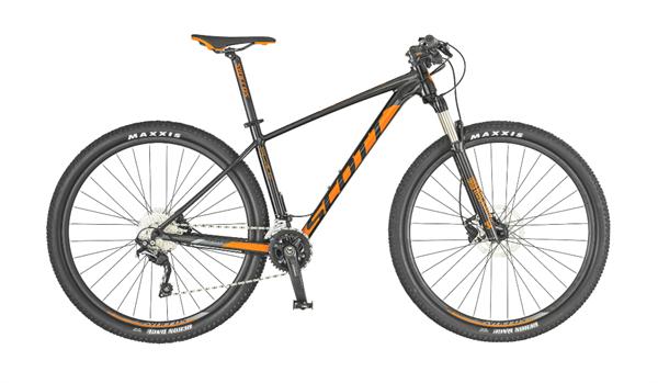 Scott BIke Scale 970 black/orange 2019
