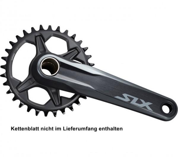Shimano SLX Kurbel FC-M7100-1, 12-fach ohne Kettenblatt