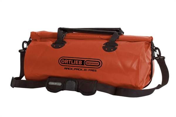 Ortlieb Rack-Pack Free 31L rust