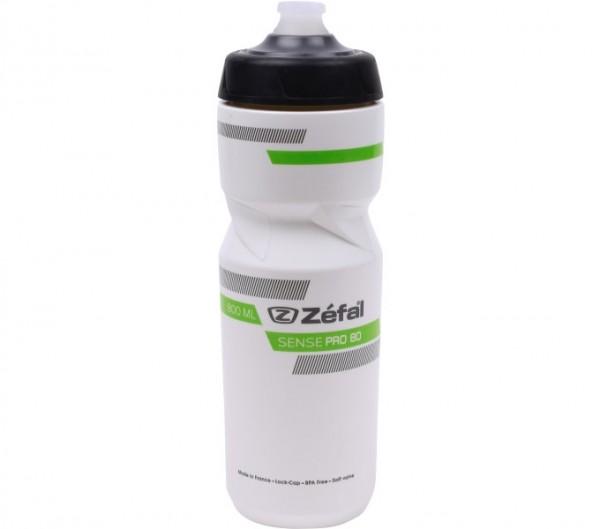 Zefal Sense Pro Trinkflasche 800ml weiß