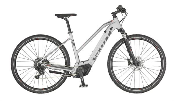 Scott Bike Sub Cross eRide 10 grey Ladies 2019