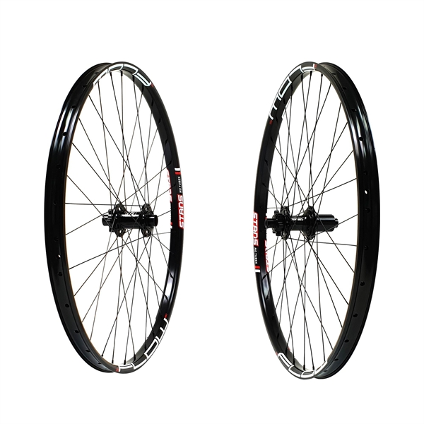 Fun Works 4Way DLX NoTubes ZTR Flow MK3 Comp Race Wheelset 27,5 650b 1770g