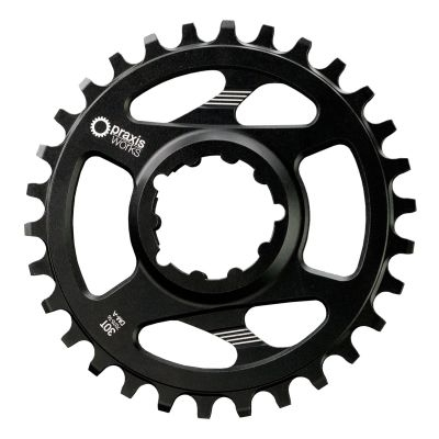 Praxis Works Wave Direct Mount Boost Chain Ring 30TSram Type