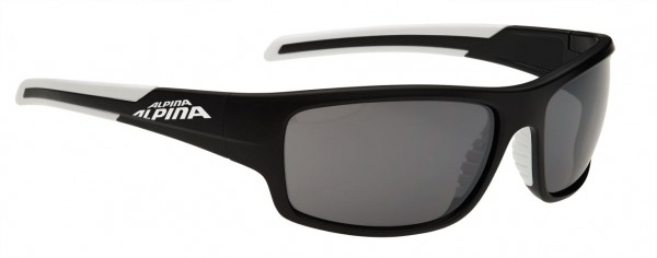 Alpina Testido glasses black matt-white