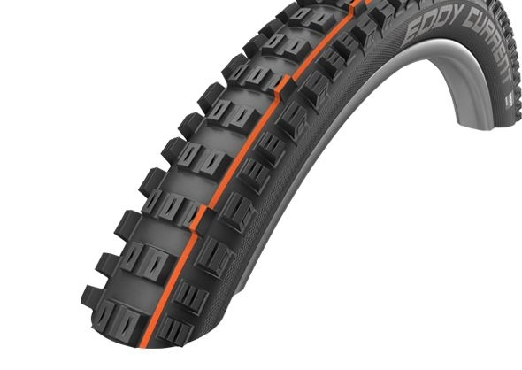 "Schwalbe Eddy Current Addix 29x2,4"" - Super Gravity - Soft Front (11653984) 2019"