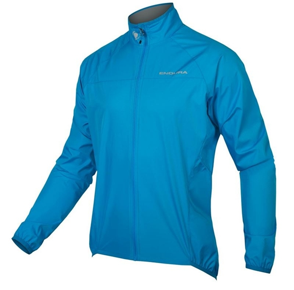 Endura Xtract Jacket II neon-blau