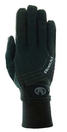 Roeckl Raab Windproof Handschuhe schwarz