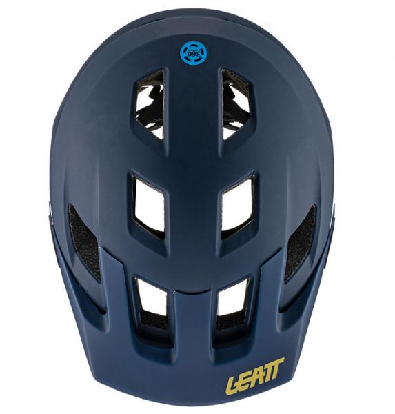 Leatt DBX 1.0 V21.1 MTN Helm onyx