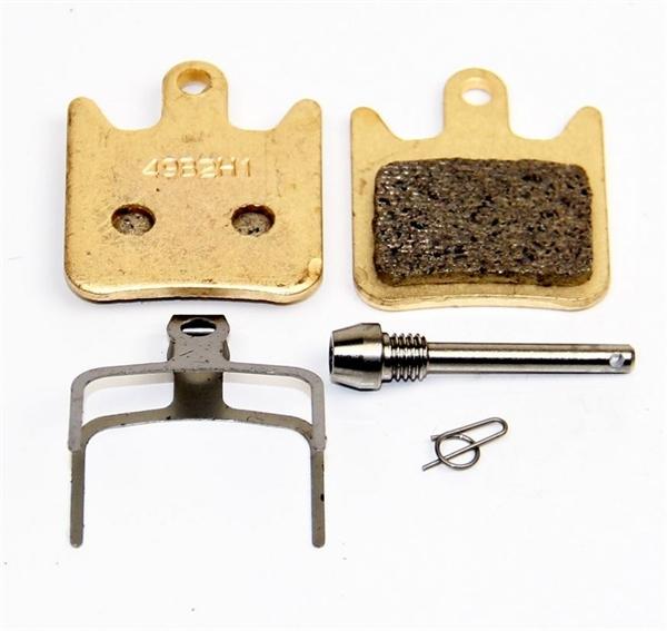 Hope Bremsbeläge für TECH 3 X2 Metall
