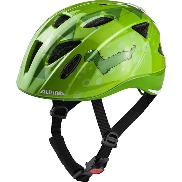 Alpina Ximo Flash green dino