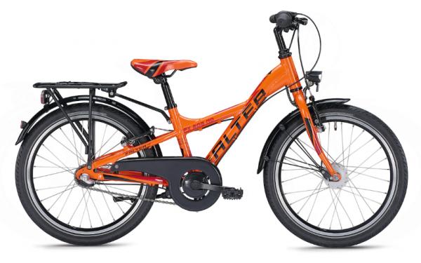 Falter FX 203 ND 20 inch Y-Lite orange/black Kids Bike