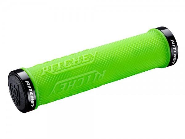 Ritchey WCS Truegrip X Lock Grips - green